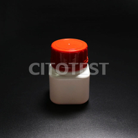 Wide-mouth Round Bottle, HDPE Material