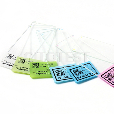 Color-PLUS PCL Microscope Slides